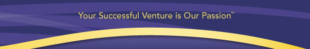 Your Successful Venture is Our Passion!